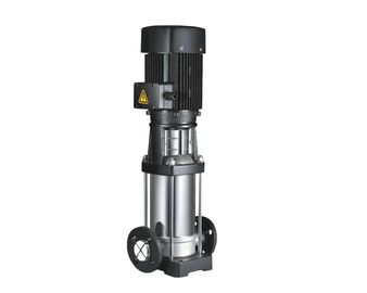 الصين 1HP Multistage Centrifugal Pump / 4 Stage Industrial Water Pumps With 90 L/Min Max Flow موزع